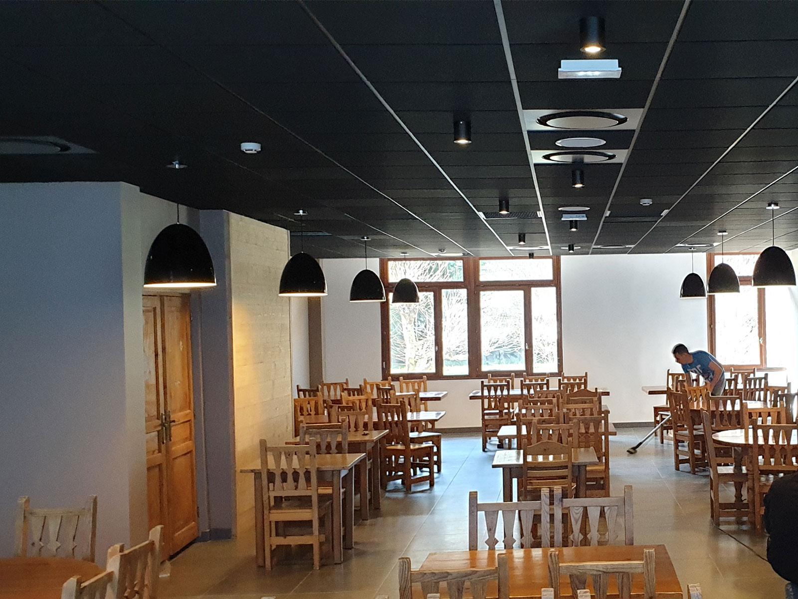 Mise en lumière Restaurant Annecy