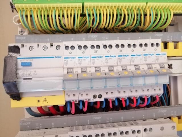 Maîtrise des énergies mise en sécurité électrique